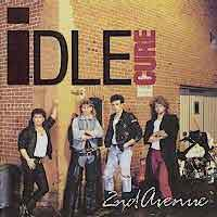 Idle Cure : 2nd Avenue. Album Cover