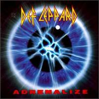 DEF LEPPARD : Adrenalize. Album Cover