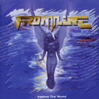 Frontline : Against The World. Album Cover