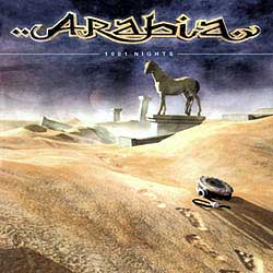 Arabia : 1001 Nights. Album Cover