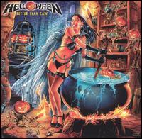 Helloween : Better than raw. Album Cover