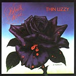 THIN LIZZY : Black Rose. Album Cover
