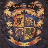 RUNNING WILD : Blazon Stone. Album Cover