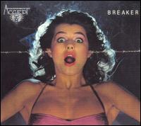 Accept : Breaker. Album Cover