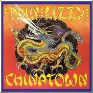 Thin Lizzy : Chinatown. Album Cover