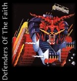 Judas Priest : Defenders Of The Faith. Album Cover
