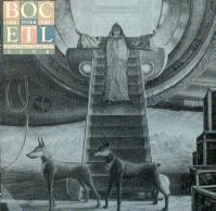 Blue Oyster Cult : Extraterrestrial Live. Album Cover