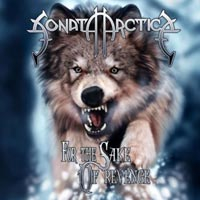 Sonata Arctica : For the sake of revenge. Album Cover