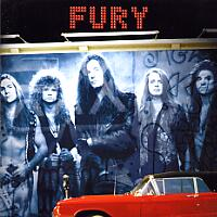 Fury : Fury. Album Cover
