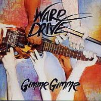 Warp Drive : Gimme Gimme. Album Cover