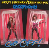 Cacophony : Go Off!. Album Cover