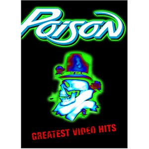 Poison : Greatest Video Hits ( DVD). Album Cover
