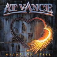 AT Vance : Heart Of Steel. Album Cover