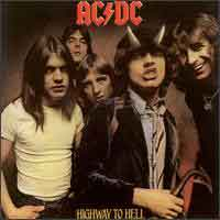 AC/DC : Highway To Hell. Album Cover