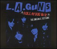 L.a. Guns : Hollywood Raw(The Original Sessions). Album Cover