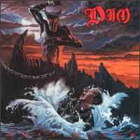 DIO : Holy Diver. Album Cover