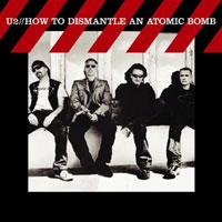 U2 : How To Dismantle An Atomic Bomb. Album Cover
