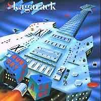 Skagarack : Hungry For A Game. Album Cover