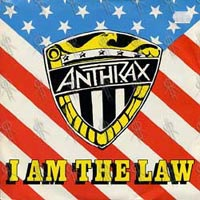 I am the law (single)