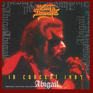 In Concert 1987 - Abigail