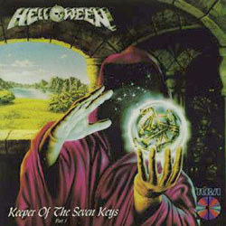 HELLOWEEN : Keeper Of The Seven Keys Part I. Album Cover