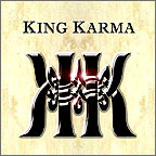 King Karma : King Karma. Album Cover