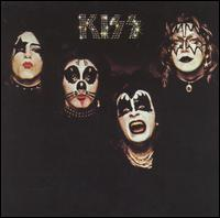 Kiss : Kiss. Album Cover