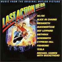 Last action hero : Last action hero. Album Cover