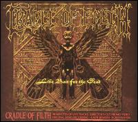 Cradle Of filth : Live bait for the dead. Album Cover