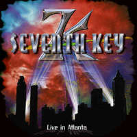 Seventh Key : Live In Atlanta. Album Cover