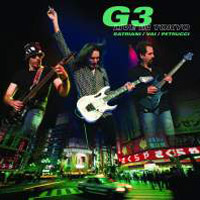 G3 : Live In Tokyo. Album Cover