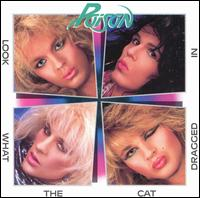 Poison : Look What The Cat Dragged In. Album Cover