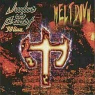 Judas priest : Meltdown - live '98. Album Cover