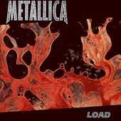 Metallica : Load. Album Cover