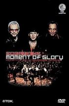 Scorpions : Moment Of Glory (live with the Berlin Philharmonic orcestra)(dvd). Album Cover