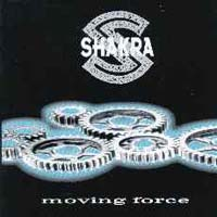 Shakra : Moving Force. Album Cover