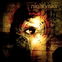 Nightvision : Nightvision. Album Cover