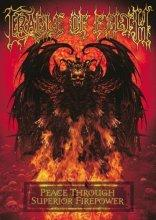 Cradle of Filth : Peace through superior firepower. Album Cover