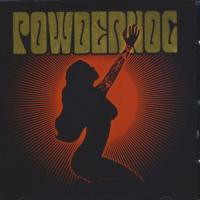 Powderhog : Powderhog. Album Cover