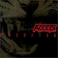 Accept : Predator. Album Cover