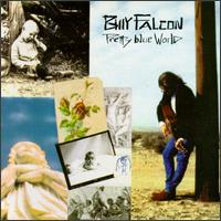 Falcon, Billy : Pretty Blue World. Album Cover