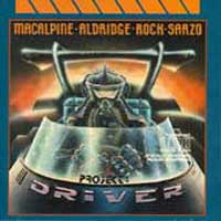 M.A.R.S. : Project Driver. Album Cover