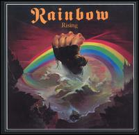 Rainbow : Rising. Album Cover