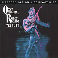Osbourne, Ozzy : Randy Rhoads - Tribute. Album Cover