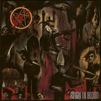 Slayer : Reign In Blood. Album Cover