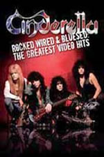 Cinderella : Rocked, Wired and Bluesed. Album Cover