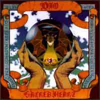DIO : Sacred Heart. Album Cover
