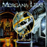 Morgana Lefay : Sanctified. Album Cover