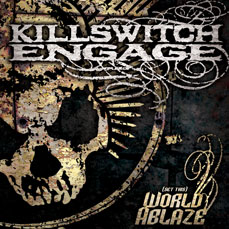 Killswitch Engage : (Set This) World Ablaze. Album Cover