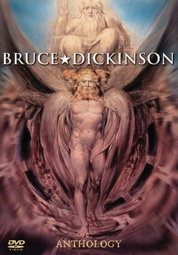 Dickinson, Bruce : Anthology. Album Cover